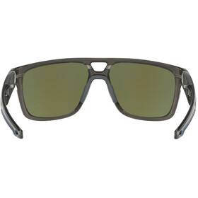 Oakley Crossrange Patch Sunglasses Grey Smoke/Violet Iridium